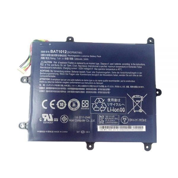Original tablet battery for ACER Iconia Tab A200,A210,A520