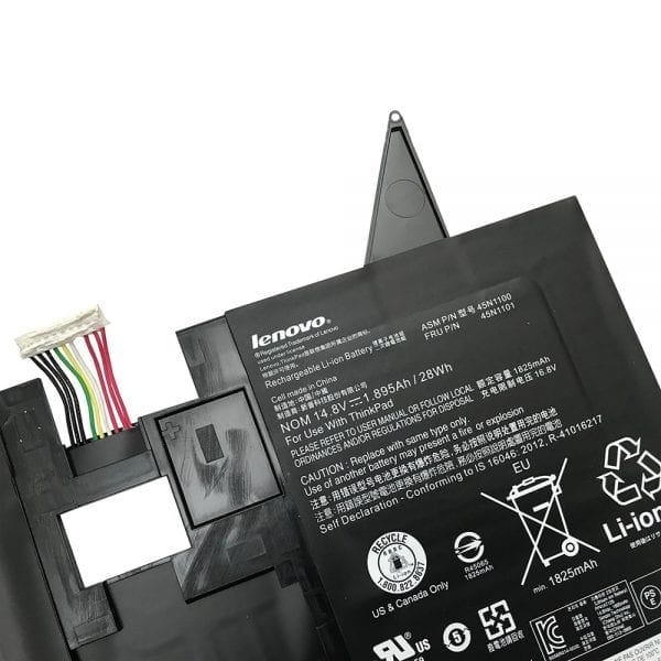 Original tablet battery for LENOVO Thinkpad X1 Helix Tablet