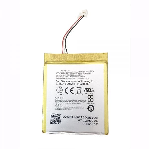 Original tablet battery for AMAZON Kindle 7