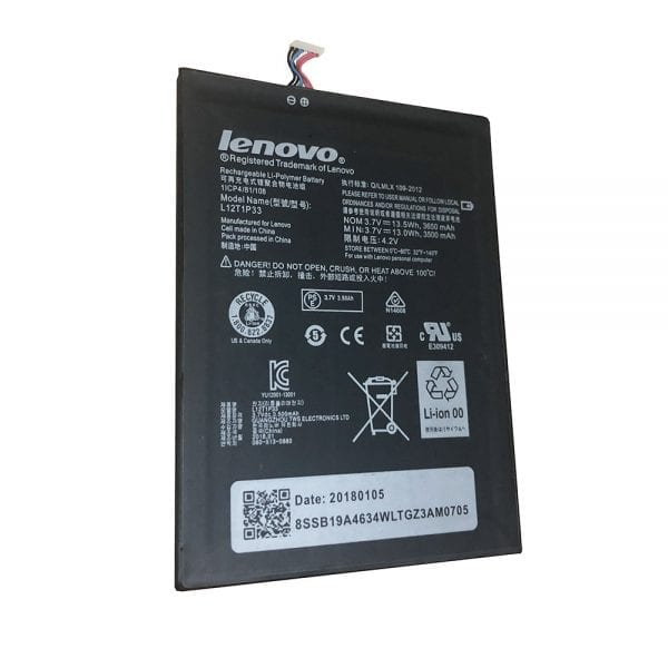 Original tablet battery for LENOVO A1000 A1010-T A3000-H A3300 A5000