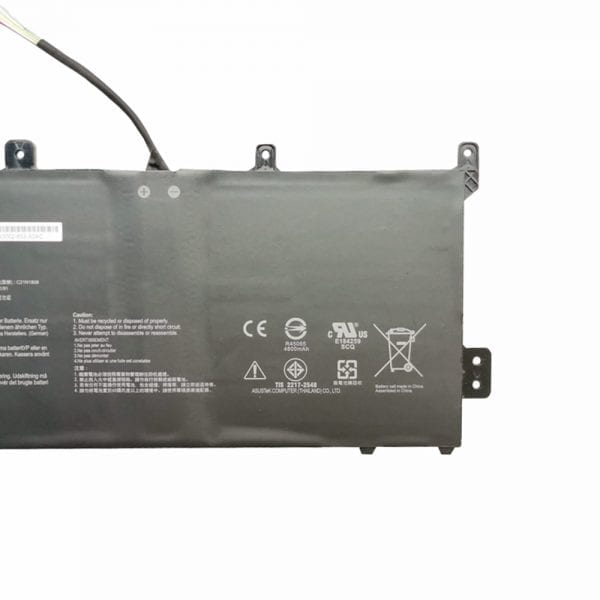Original laptop battery for ASUS Chromebook C423NA,C523NA