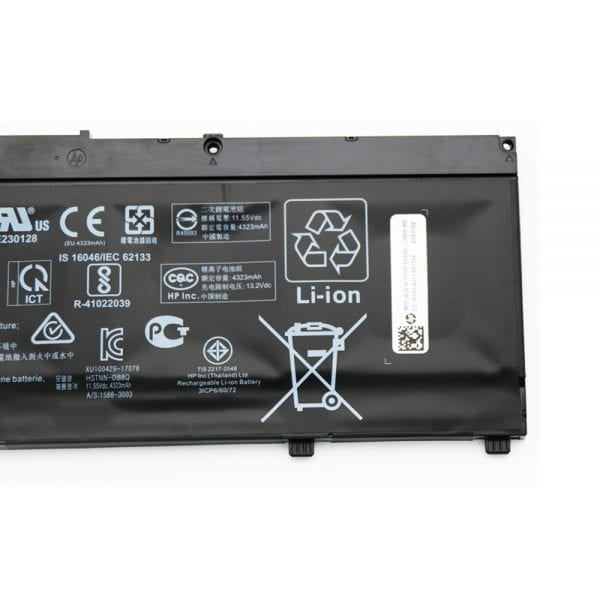 Original laptop battery for HP Pavilion 15-cx00,Pavilion Gaming 15-cx00,Pavilion Gaming 15-cx01