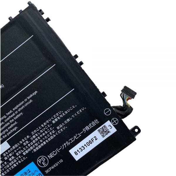 Original laptop battery for NEC PC-VP-BP125