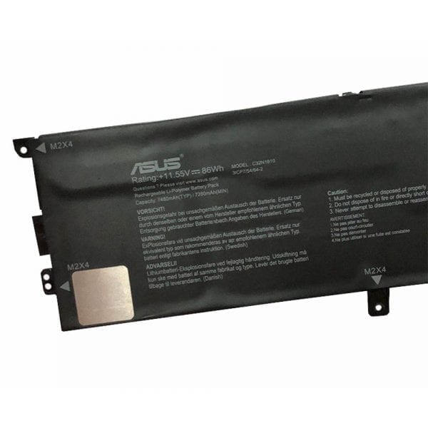 Original laptop battery for ASUS ZenBook Flip 15 UX562 UX562FD UX562FN