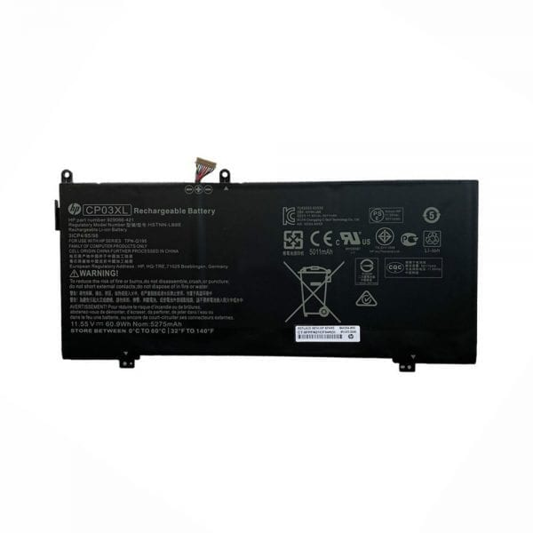 Original laptop battery for HP Spectre X360 13-ae000 13-ae00ng