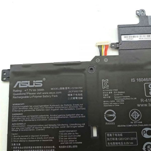 Original laptop battery for ASUS VivoBook S14 S460U,S406UA K406UA
