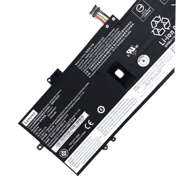 Original laptop battery for Lenovo ThinkPad X1 Carbon 2019,ThinkPad X1 Carbon 2020