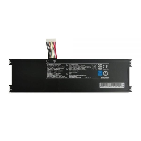 Original laptop battery for MECHREVO KINGBOOK U43S1 U47T1 U43E1 U45A1 HPFS01