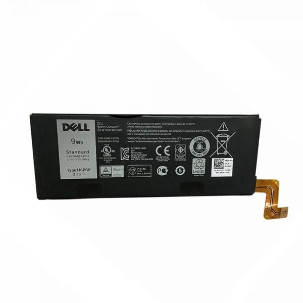 Original laptop battery for DELL H6PR0