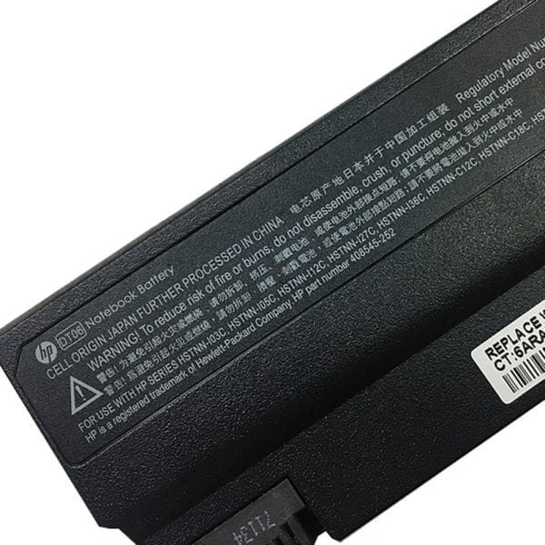 Original laptop battery for HP Compaq NX6100 NX6105 NX6110 NX6115 NX6120 NX6125 NX6220 NX6230 NX6330 NX6325 NX6130 NX6300 NX7400