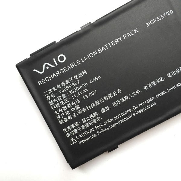 Original laptop battery for VAIO S15 2019