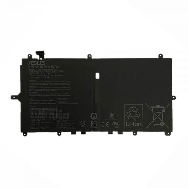 Original laptop battery for ASUS TP370Q TP370QL