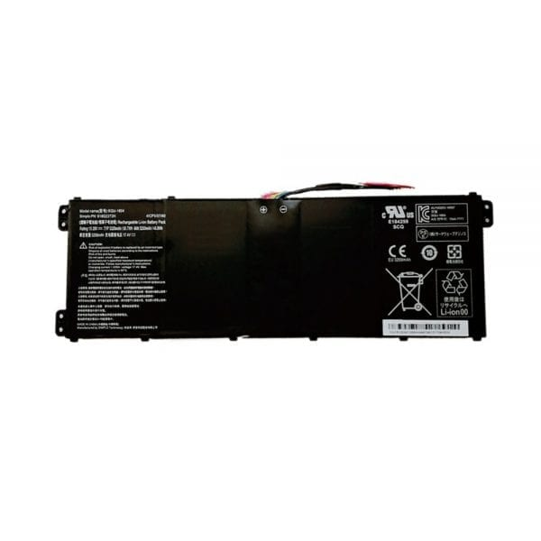 Original laptop battery for Hasee SQU-1604,916Q2272H