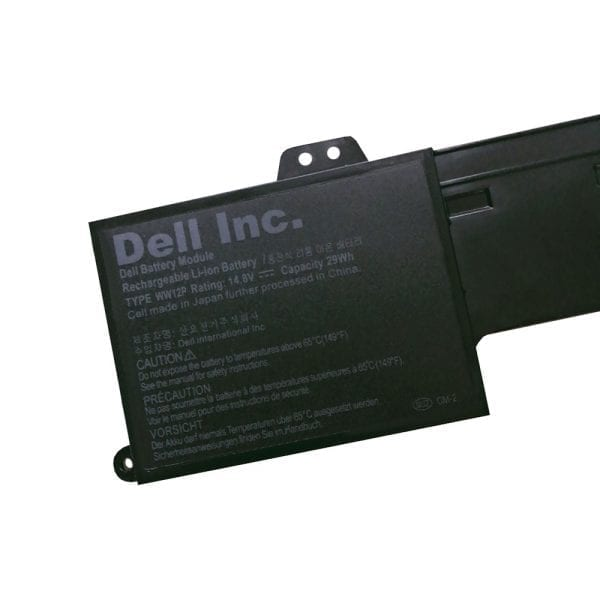 Original laptop battery for DELL TR2F1 9YXN1 OYM5H4
