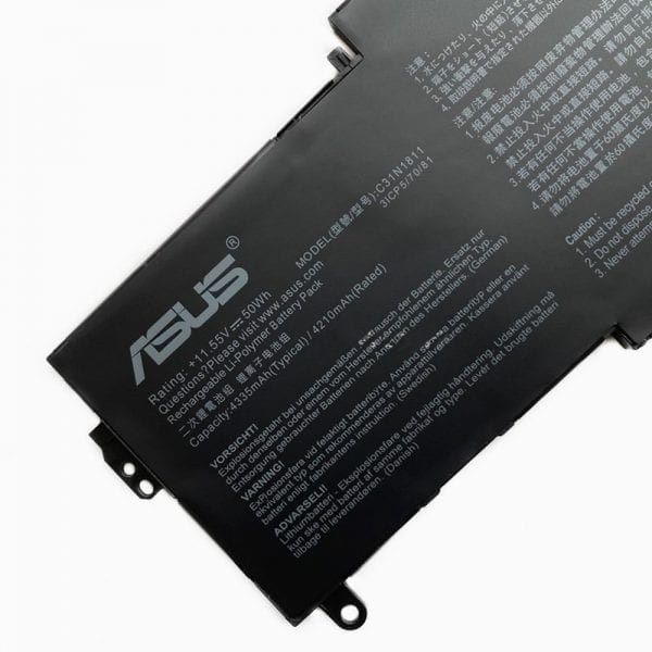Original laptop battery for ASUS ZenBook 14 UX433FA,UX433FN,UX433FX,U4300FN U4300FA
