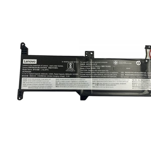 Original laptop battery for LENOVO 5B10X02602,SB10X02601,SB10W86958,5B10W86943