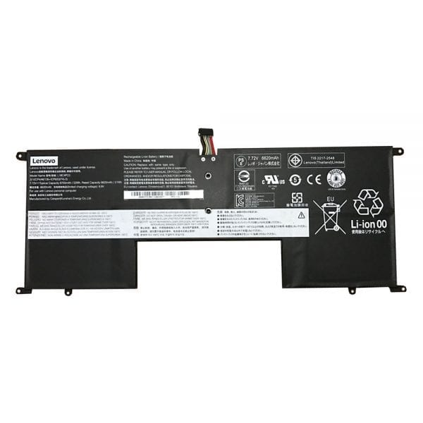 Original laptop battery for LENOVO 5B10T07385 5B10T07386