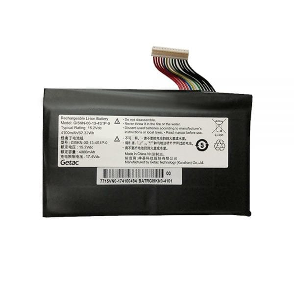 Original laptop battery for HASEE GI5KN-00-13-4S1P-0