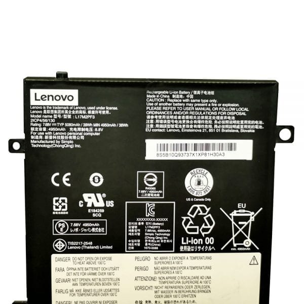 Original laptop battery for LENOVO MIIX 330