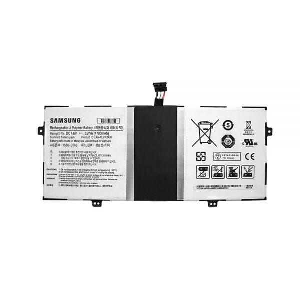 Original laptop battery for SAMSUNG 930X2K-K01,930X2K-K02,NP930X2K,ATIV Book 9
