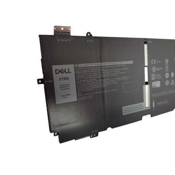 Original laptop battery for DELL XPS 13 7390 2-in-1