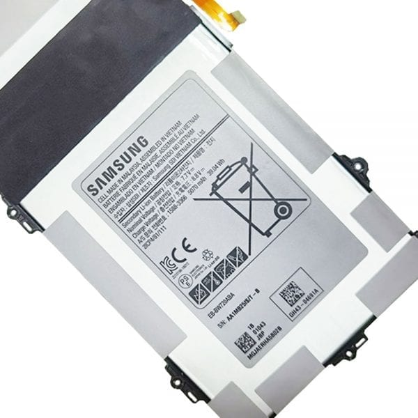 Original laptop battery for SAMSUNG Chromebook Titan V2 XE520QAB, Chromebook Titan V2 XE521QAB