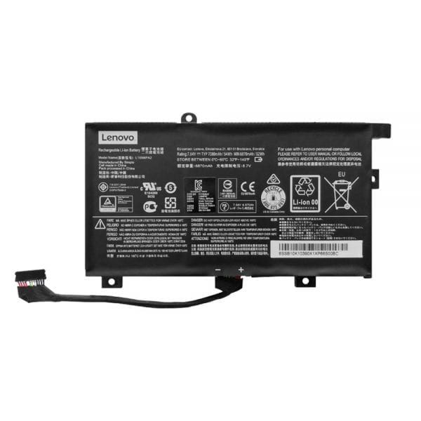 Original laptop battery for LENOVO L16M4PA2