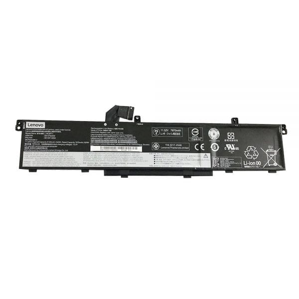 Original laptop battery for LENOVO 5B10W13958,5B10W13959,SB10T83201,SB10T83202