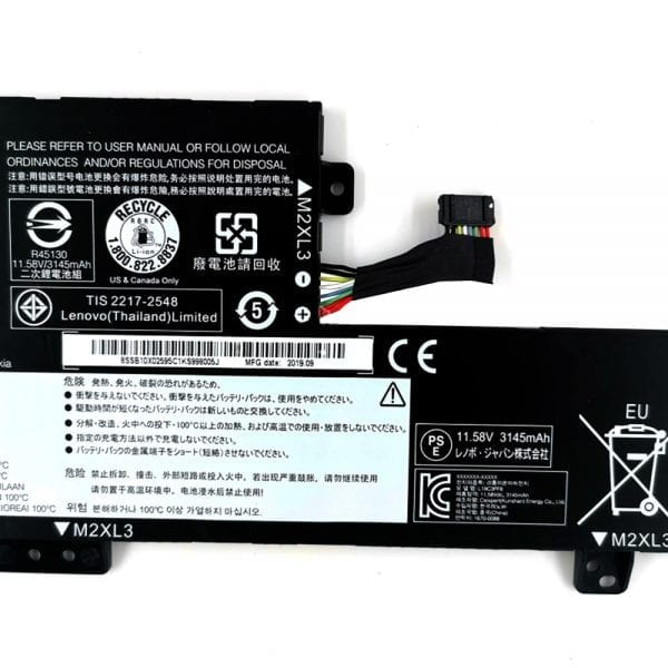 Original laptop battery for LENOVO Flex 3-11IGL05