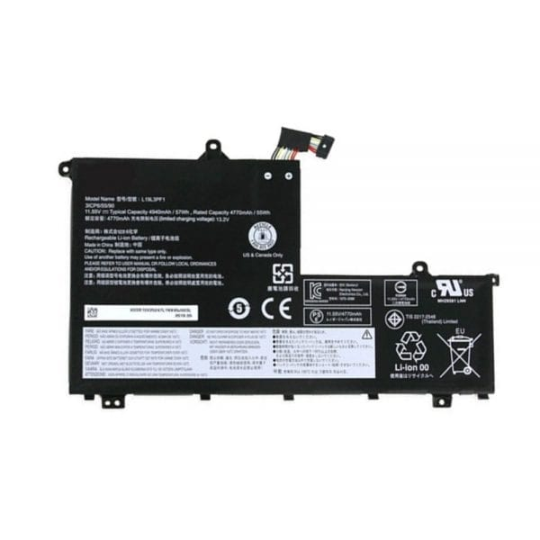 Original laptop battery for LENOVO ThinkBook 14-IML,ThinkBook 15