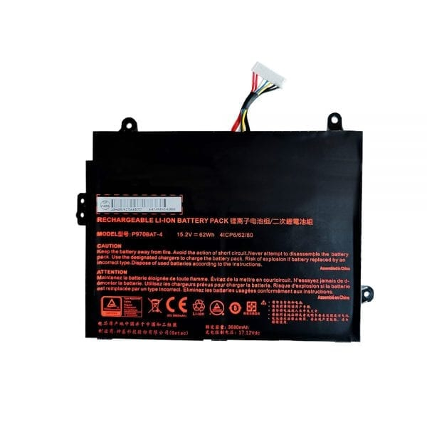 Original laptop battery for SCHENKER Key 16,Key 17,KEY AI Laptop