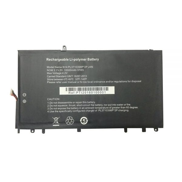 Original laptop battery for Haier S14 N14,Chuwi Lapbook 15.6