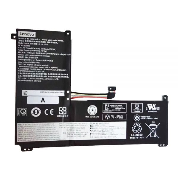 Original laptop battery for LENOVO IdeaPad Slim 1-11IGL-05,IdeaPad Slim 1-14IGL-05