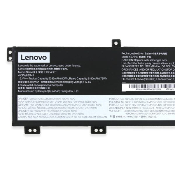 Original laptop battery for LENOVO Legion R7000 R7000P Y7000 Y7000P 2020