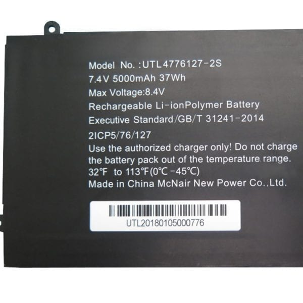 Original laptop battery for Multilaser PC208 PC209,PRESTIGIO Smartbook 141 C2