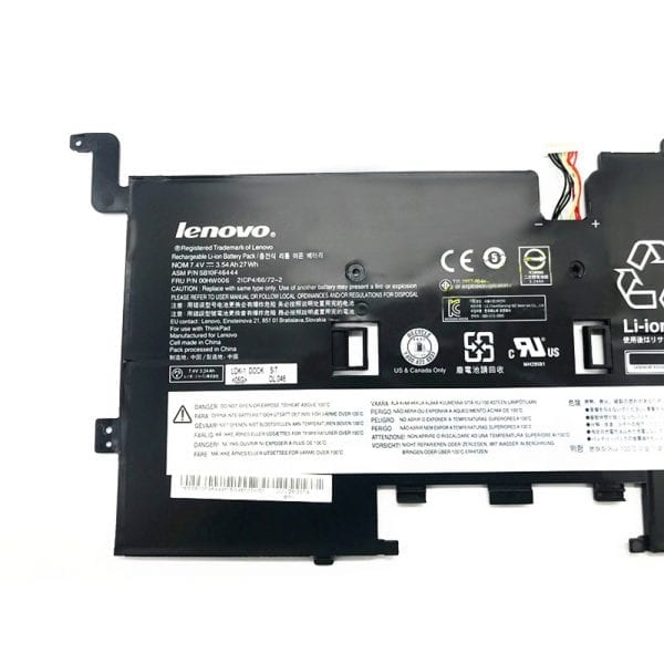 Original laptop battery for LENOVO ThinkPad Helix 2